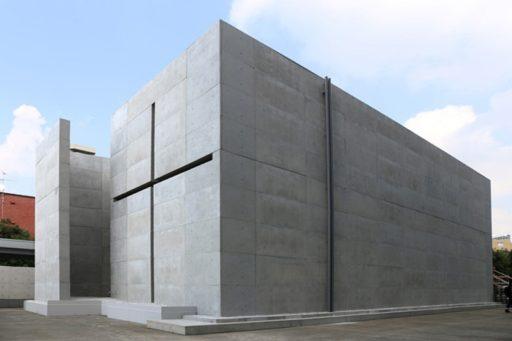 Iglesia-Tadao-Ando-arquitecto-japonés