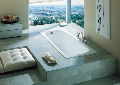 Historia de las bañeras