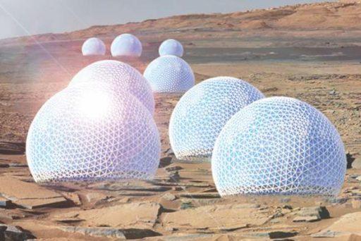 arquitectura para Marte