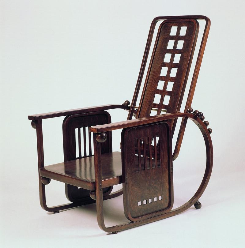 mobiliario-Talleres vieneses-Wiener Werkstätte