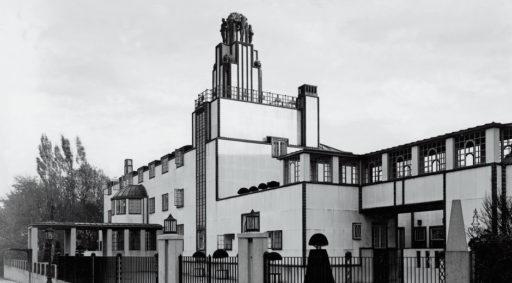 arquitectura-diseño-Talleres-vieneses. Wiener Werkstätte