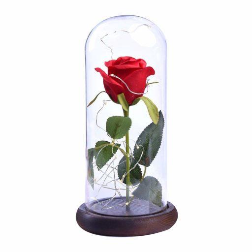 regalo-san-valentín-rosa-eterna-bella-bestia