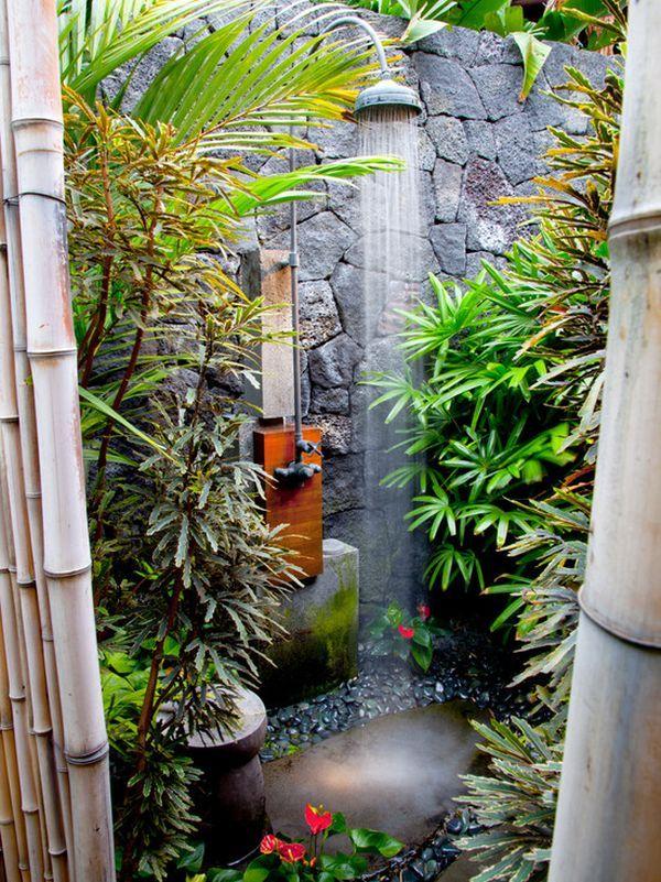 ducha-jardín
