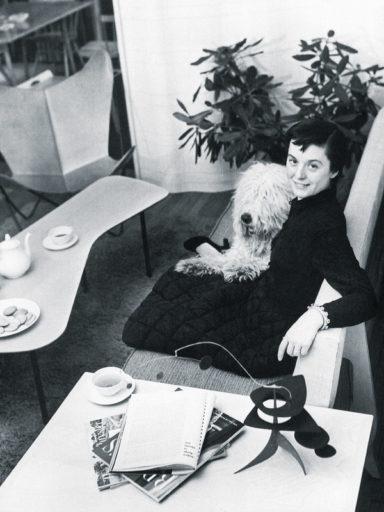 florence-knoll-diseñadora-clave-siglo-XX