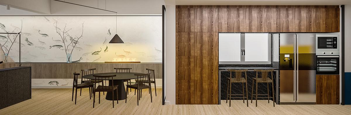espacio-abierto-vivienda-estilo-japandi-casa-gato-tiovivo-valencia