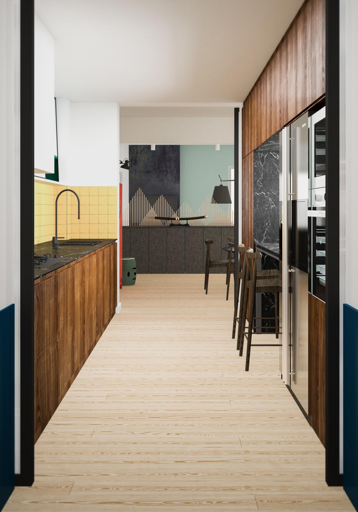cocina-casa-gato-vivienda-valencia-diseño-tiovivo