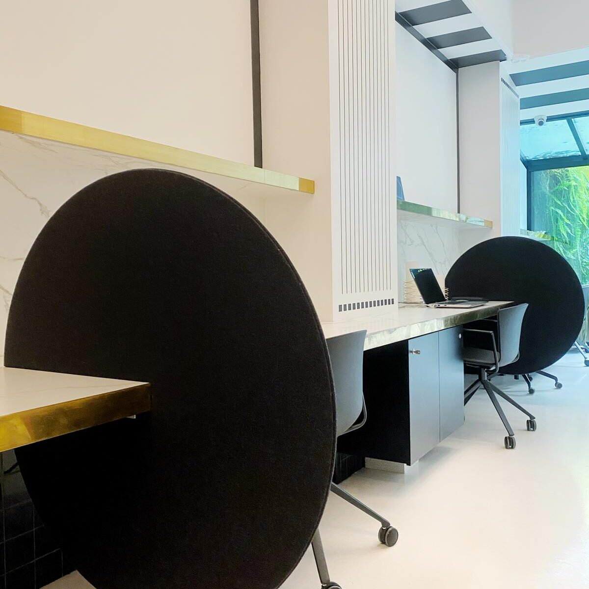 Tiovivo espacio coworking en Valencia adaptado al coronavirus