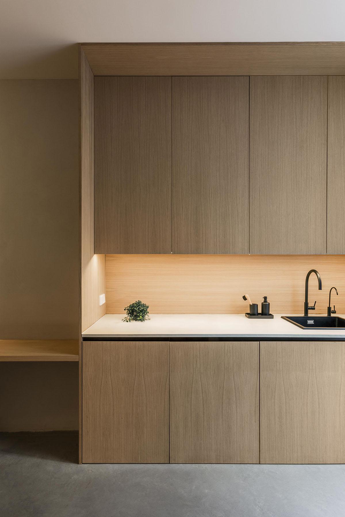 Cocina office para espacios de trabajo