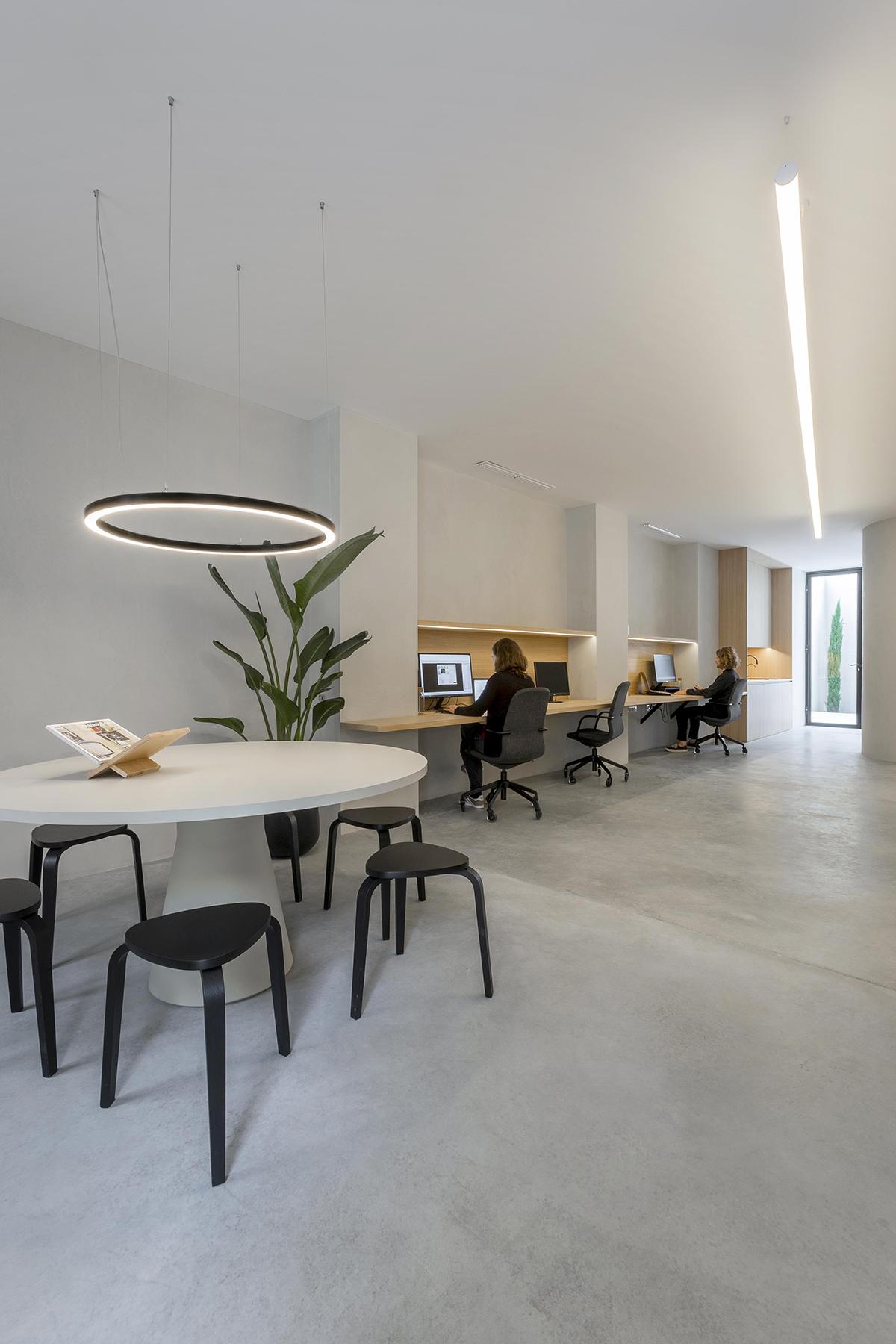 Diseño oficinas en barrio Ruzafa